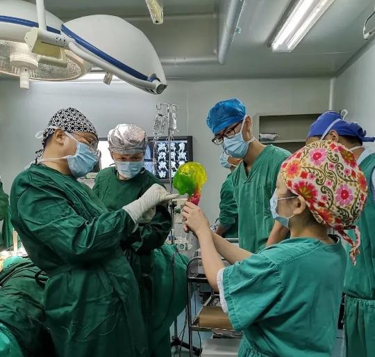 3D打印彩色手术模型