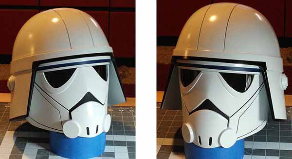 3D打印星际头像