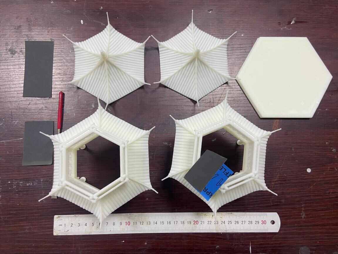 3D模型打磨后处理