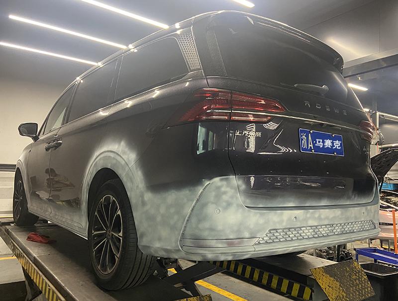 汽车喷涂显像剂