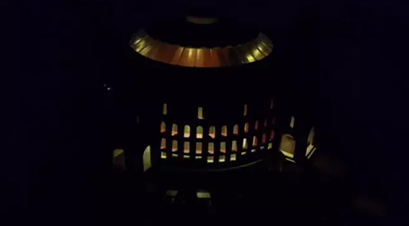 音乐厅灯光图