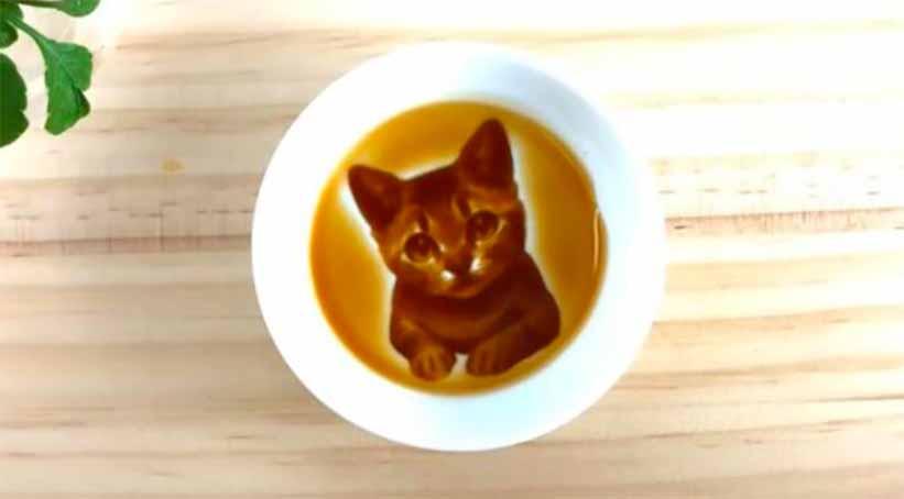 3D打印酱油碟