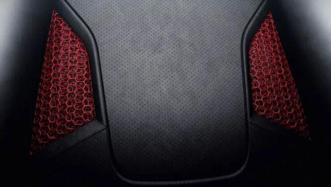 带聚氨酯3D打印点阵结构的座椅。来源:Porsche.png
